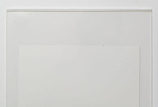 アクリル板とマスキングテープを用いた簡易フレームの額装手順4