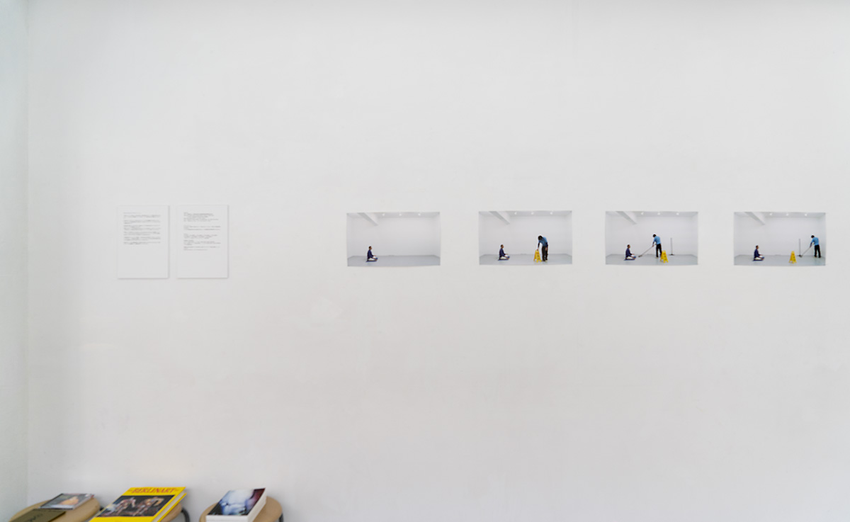 ART TRACE GALLERY『105°』展示風景1