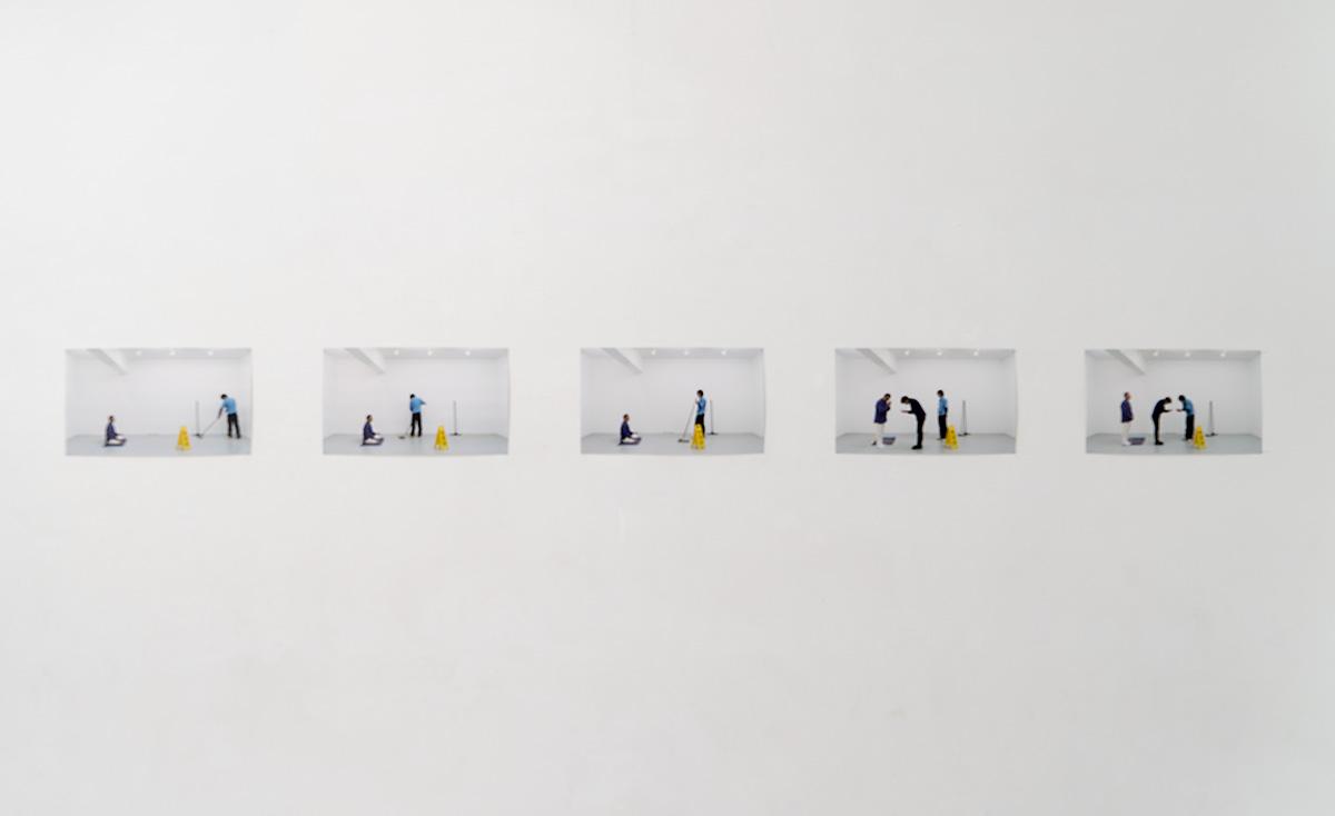 ART TRACE GALLERY『105°』展示風景2
