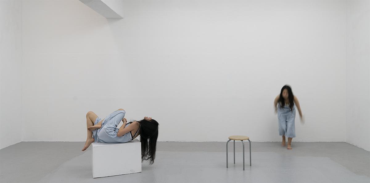 "Work ""Portrait of Symptoms (Duo) 1"""