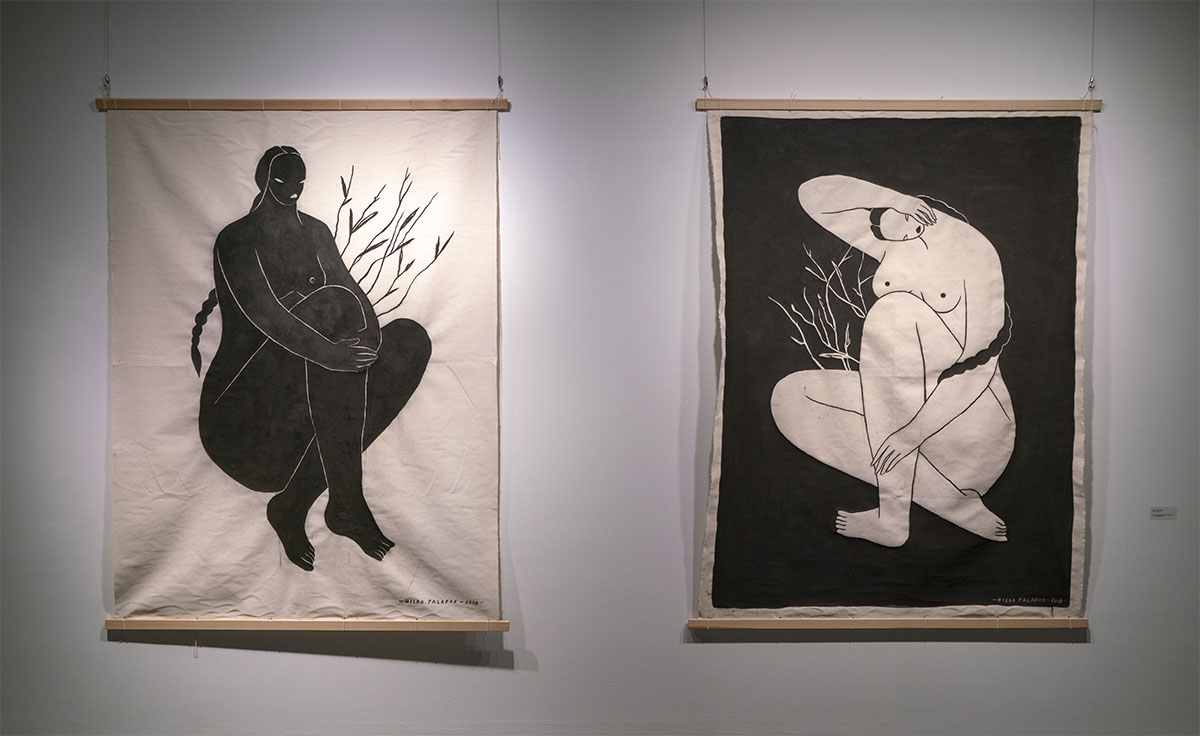 ヒルダ・パラフォックス展覧会「メキシコから日本へ:11864キロの旅」展示画像3