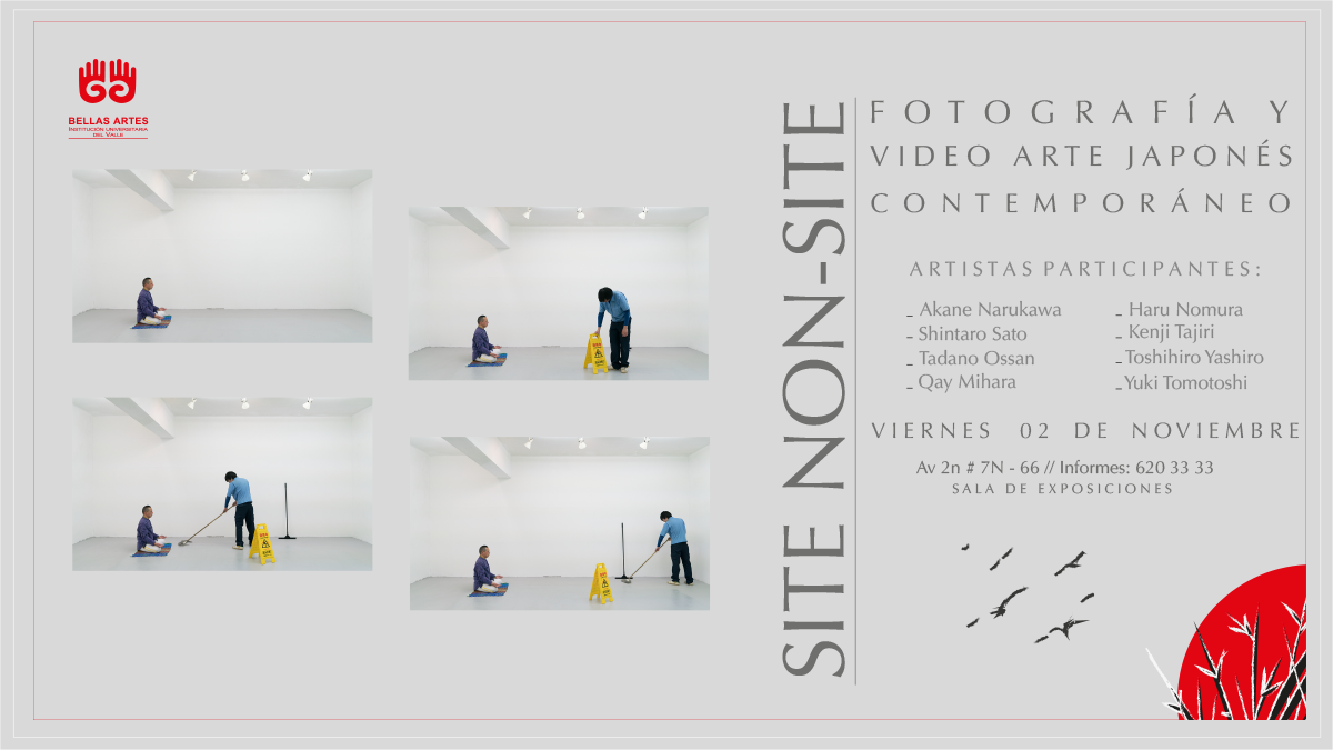 "Group exhibition ""SITE NON-SITE"""